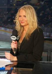 I truly enjoyed my time with Fox Sports Ohio covering the Columbus Blue Jackets.