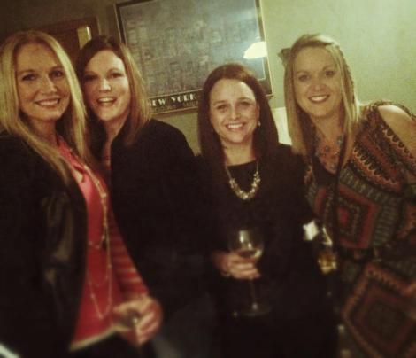 My college girls.