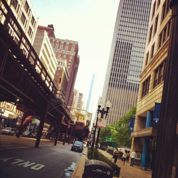 Chicago. My all-time second favorite city. Love you, Windy City.