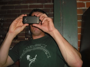 James. Picture of a picture.
